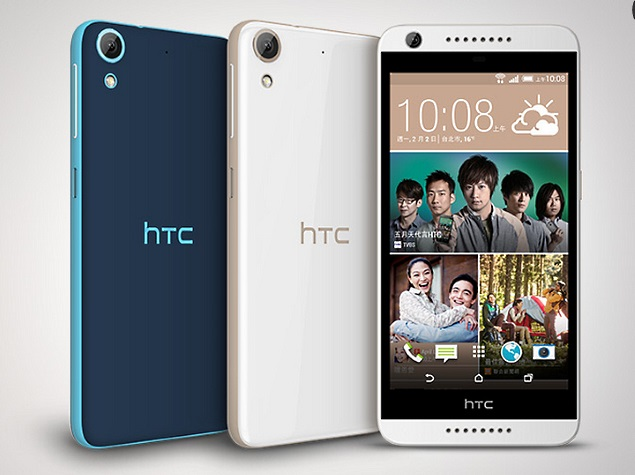 HTC Desire 626 With 4G LTE Support, Snapdragon 410 SoC Launched