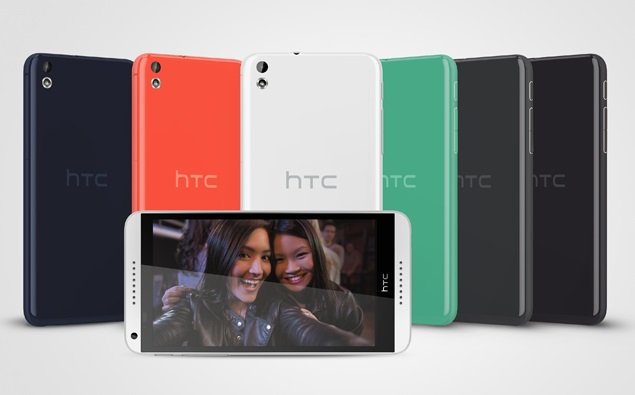 HTC Desire 210 Dual SIM and Desire 816 smartphones launched in India