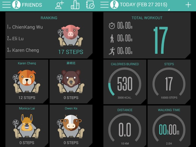 HTC Fun Fit Fitness Monitoring App Now Available for Android