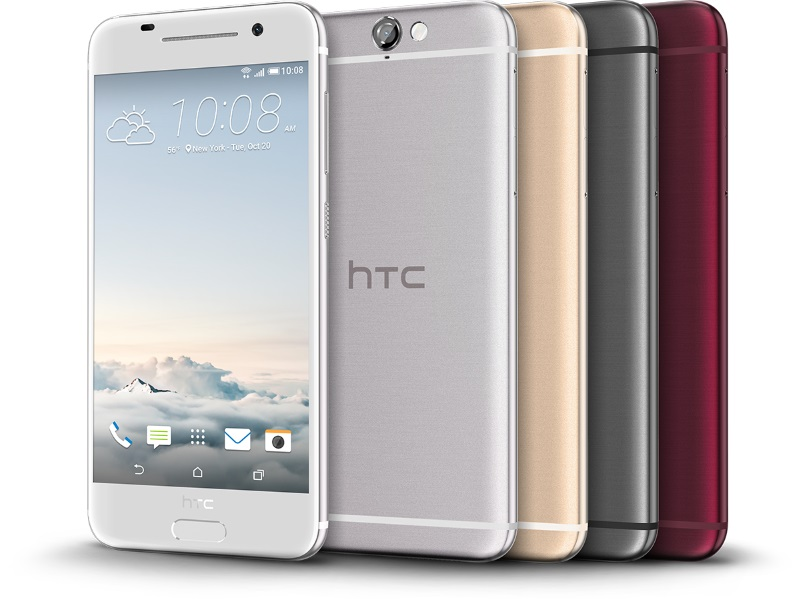 HTC One A9 With Android 6.0 Marshmallow Launched at Rs. 29,990
