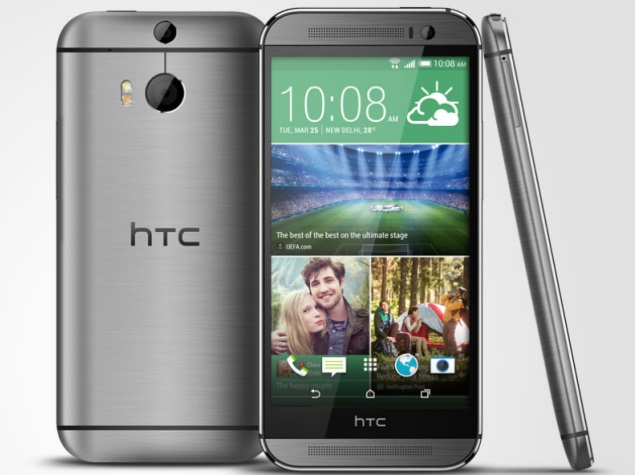 HTC One (M8) maximum retail price in India likely to be Rs. 59,900