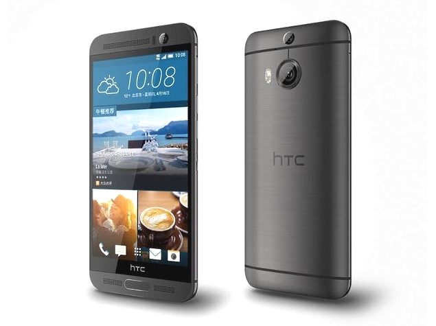 HTC One M9+ With 5.2-Inch QHD Display, Octa-Core SoC Launched