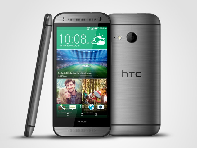 HTC One mini 2 With 4.5-Inch HD Display, Snapdragon 400 SoC Launched