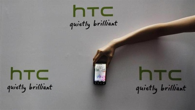 HTC posts first-quarter loss on weak flagship phone sales