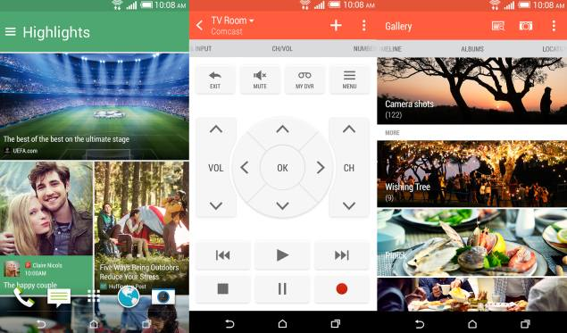HTC brings set of Sense apps to Play Store ahead of HTC One (M8) launch