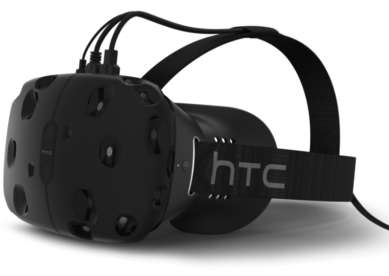 HTC Vive VR Headset Finally Has a Release Date