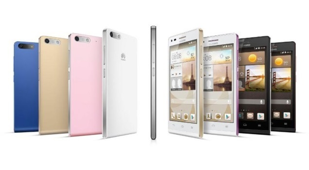 Huawei Launches Honor 3C, Ascend G6 and Ascend G750 in India
