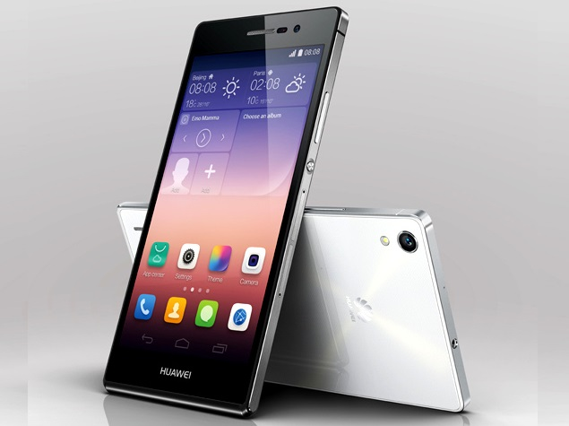 Huawei Ascend P7 With 5-inch Full-HD Display and LTE ...