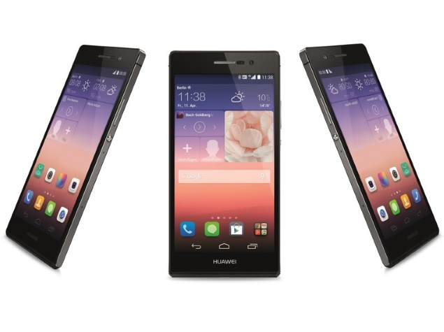 huawei phone android price. huawei ascend p7 with android 4.4 kitkat launched at rs. 24,799 | technology news phone price