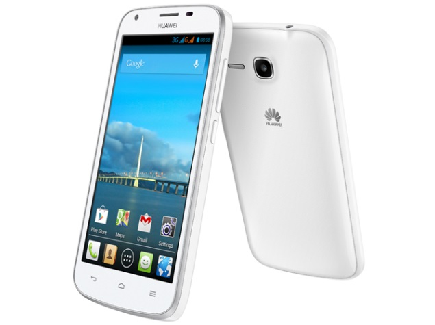 Huawei Ascend Y600 with 5-inch display, 3G support listed on company's site