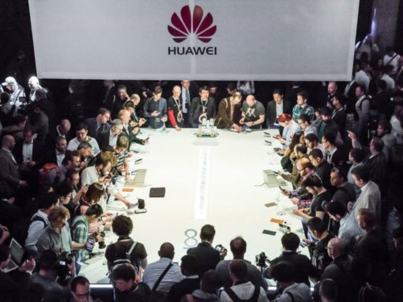 Huawei Targets 10 Percent Share of Offline Mobile Sales in India