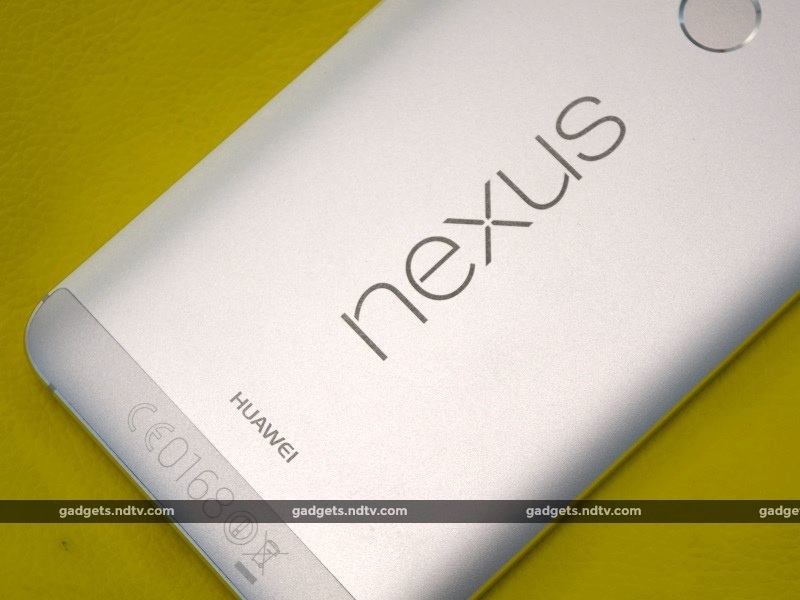 Google Nexus 6P Seen to Fail Another Bend Test; Snaps in Half