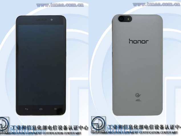 Huawei Honor 4X 64-Bit Budget Smartphone With 5.5-Inch Display Tipped