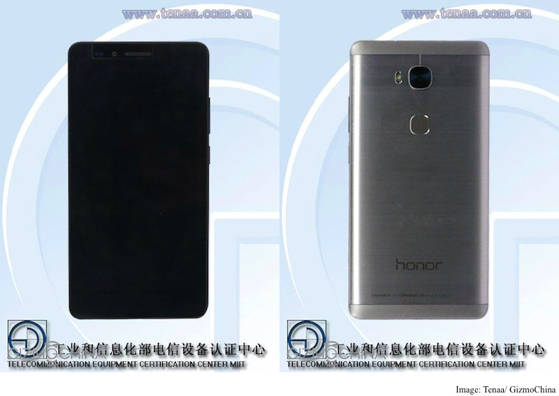Huawei Honor 5X Images, Specs Spotted on Benchmark and Certification Sites