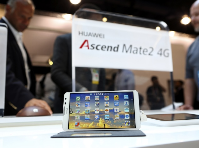 Huge at CES, but Huawei, Lenovo and ZTE find US a tough market to crack