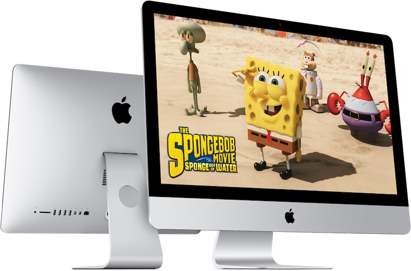 iMac With 21.5-Inch 4K Display to Launch Next Week: Report