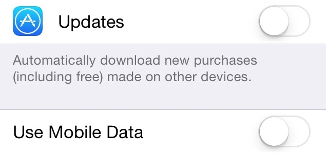 How to Turn Off Automatic App Updates on iOS, iPhone, iPad