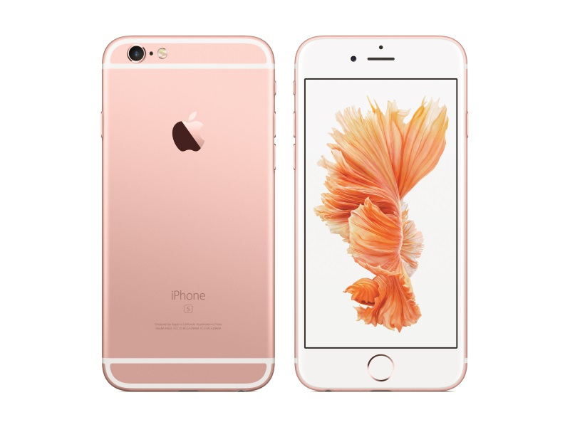 Rose Gold iPhone 6s, 6s Plus Prove Popular as Record Weekend Sales Expected