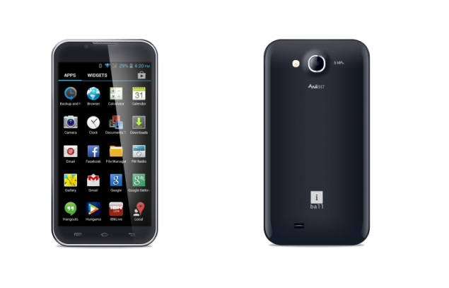 iBall Andi 5 E7 dual-core Android 4.2 phablet available online at Rs. 6,999