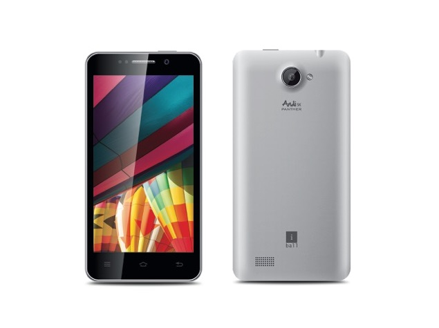 iBall Andi 5K Panther With 1.4GHz Octa-Core SoC Launched at Rs. 10,499