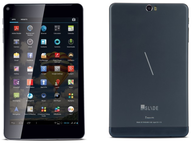 iBall Slide 3G 7345Q-800 Voice-Calling Tablet Available Online at Rs. 10,349