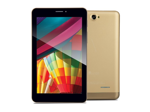 iBall Slide 3G Q7271-IPS20 Tablet With Android 4.4 Launched at Rs. 9,699