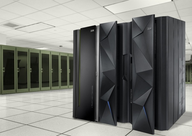 IBM introduces new powerful mainframe computers