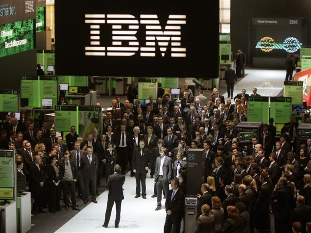 IBM Touts Trump-Pleasing Hiring Plans While Firing Thousands