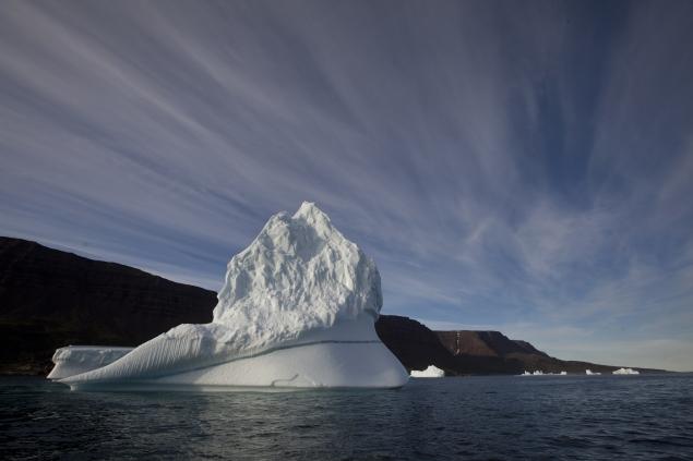 The Arctic may soon get high-speed broadband