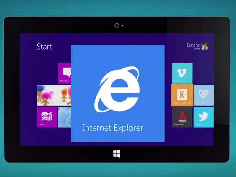 Internet Explorer Security Flaw Lets Hackers Steal Files From Windows PCs: Report