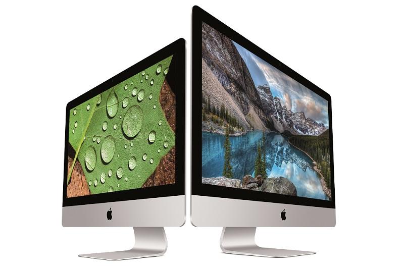 Apple Launches 21.5-Inch 4K iMac, New Magic Keyboard, Mouse, Trackpad; Refreshes iMac Range
