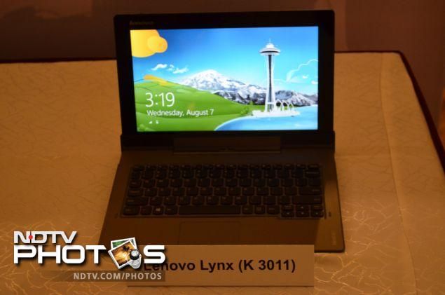 Lenovo Ideapad Tablet Lynx K3011, ThinkPad Tablet 2 with Windows 8 launched in India