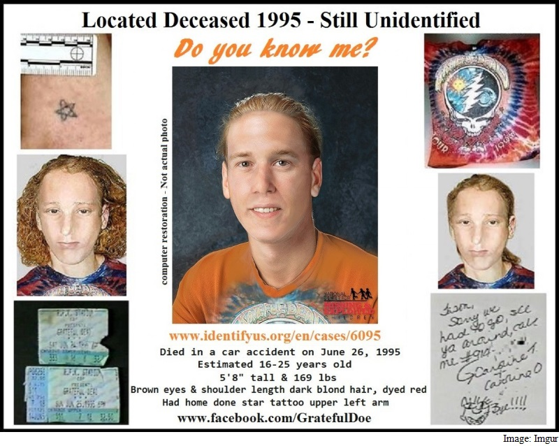 How Facebook and Reddit Users Solved the 20-Year-Old Mystery of a Missing Teenager