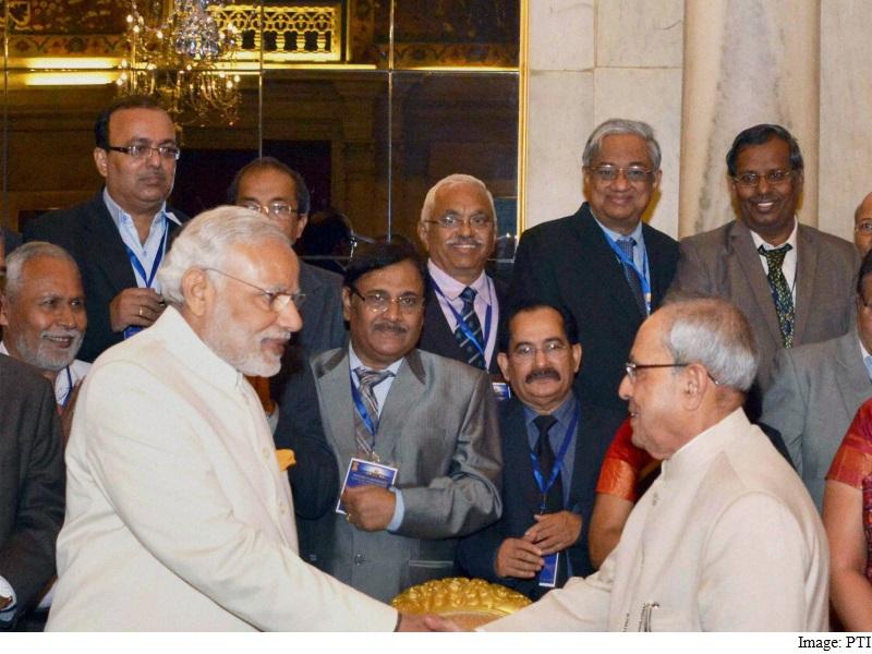 Human Capital Biggest Strength of 'Make in India': Prime Minister Modi