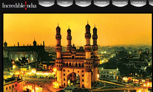 Incredible India tourism website to be available in 11 foreign languages
