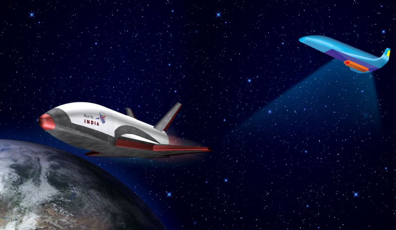 Isro Prepares for Launch of Indigenous Space Shuttle