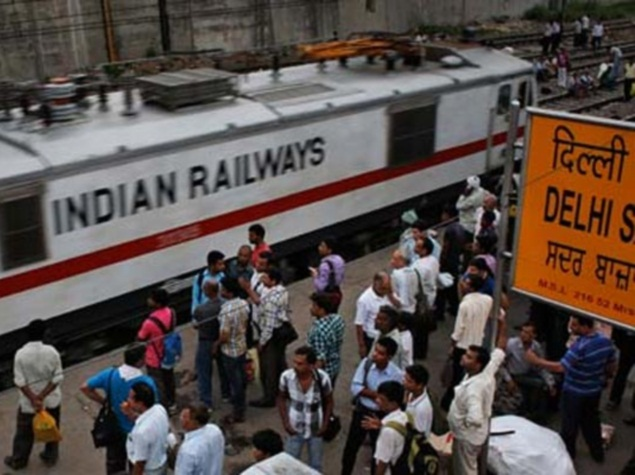 280 To Vie For 1 Position, 2.5 Crore Apply For 89,409 Jobs In Railways