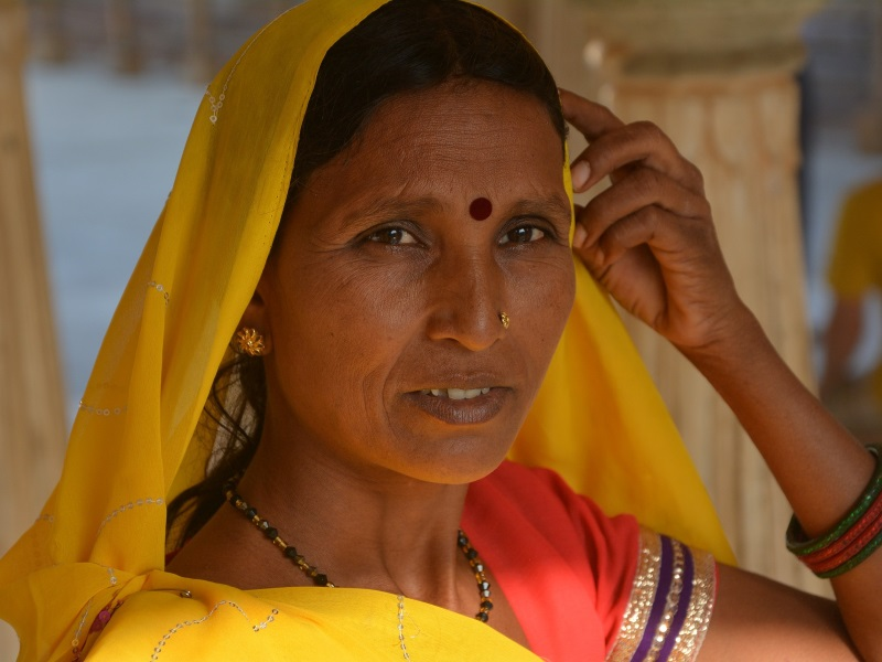 New App Helps Rural Indian Women Understand Modern -5706