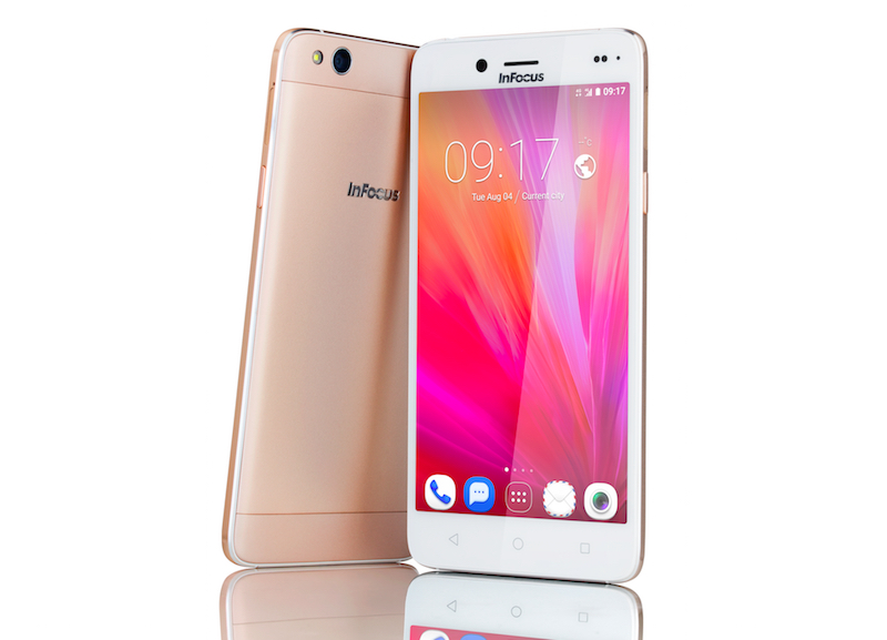 InFocus M680 With 4G Support, 13-Megapixel Front Camera Launched at Rs. 10,999