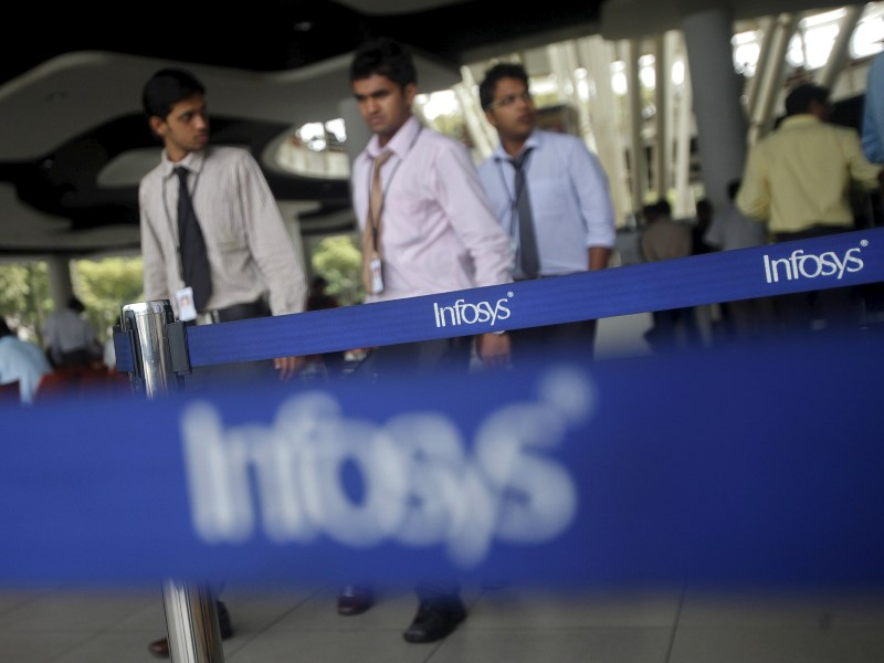 Infosys to 'Redeploy' 3,000 Employees After RBS Cancels Contract