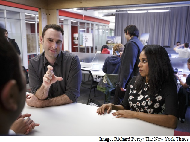 MBA Programs Start to Follow Silicon Valley Into the Data Age