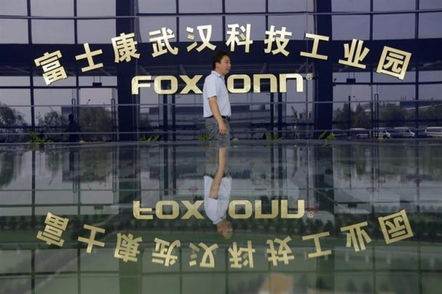 Foxconn sees net profit grow in 2013 on iPhone demand