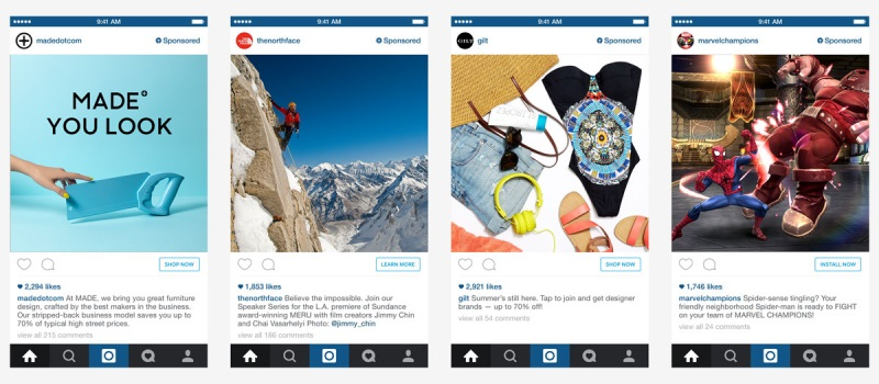 Instagram Ads Now Available In 30 New Markets Including India