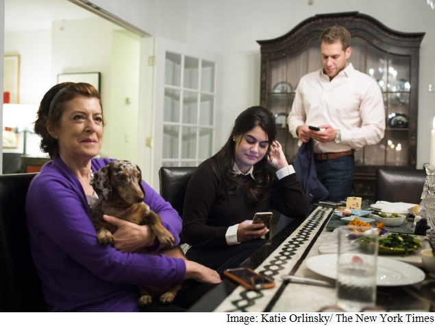 The First Family of Instagram
