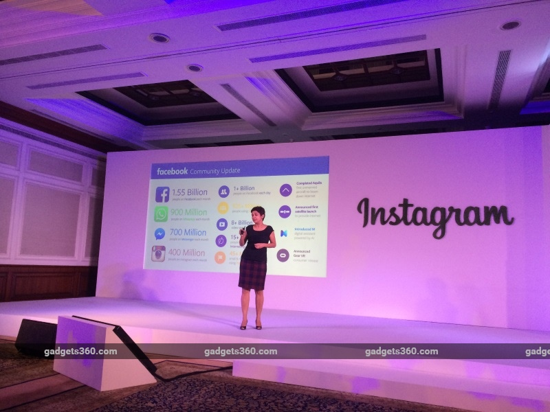 Instagram 'More Than Doubles' User Base in India