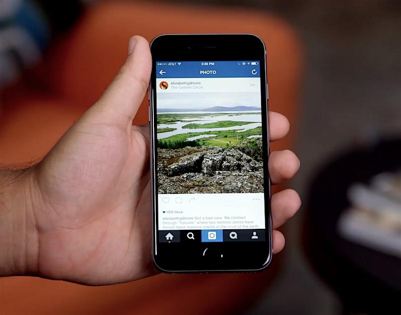 Facebook's Instagram Blocks Telegram, Snapchat Links on Its Platform