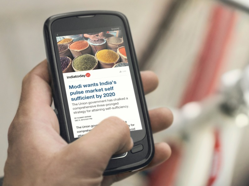 Facebook Instant Articles Now on Android; Media Partners Count at 350