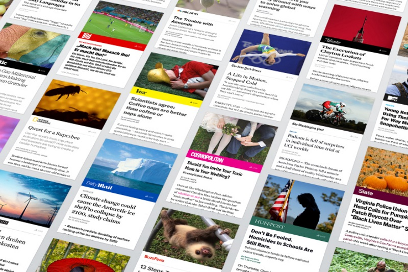 Facebook Instant Articles Available to All iPhone Users, Android Beta Begins
