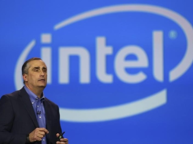 Intel CEO Looks to Amateur Inventors for Wearable Device Innovations