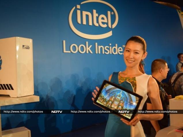 Computex 2014: Intel's Gesture Control Tech Promises Hands-Free Life